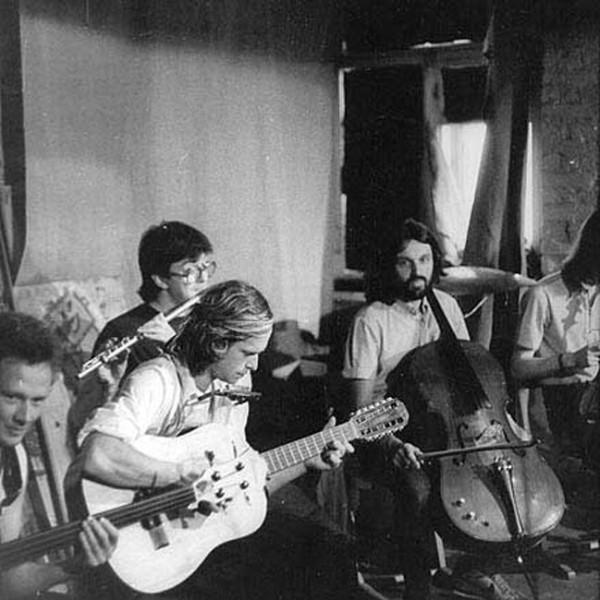 003 Аквариум, репетиция , август 1985