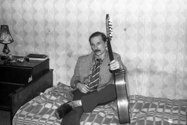 003 Петр Мамонов, 1985