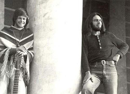 004 Аквариум БГ и Сева, 1975