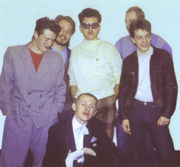 004 Аукцыон, 1986 год