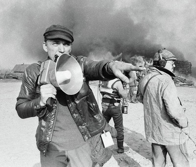 Режиссер Климов на съемках фильма «Иди и смотри.jpg