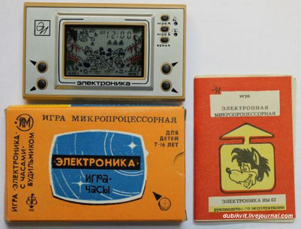 А вы знаете с чего Электроника в СССР скопировала свои электронные изделия?! 004