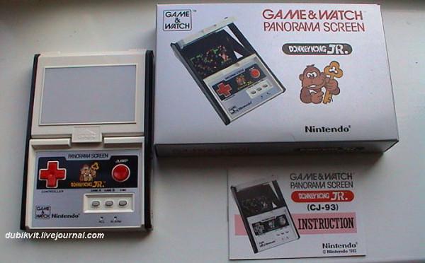 017 Nintendo CJ-93 Donkey-Kong JR1
