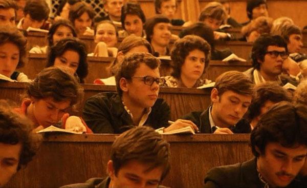 Москва. На лекции. МГУ. Автор Дин Конгер.jpg