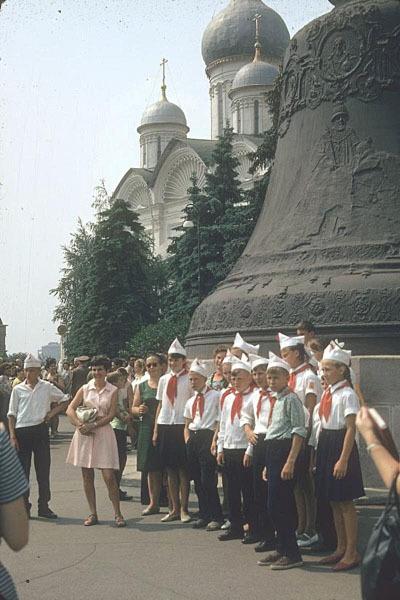 В Кремле. Автор Дин Конгер.jpg