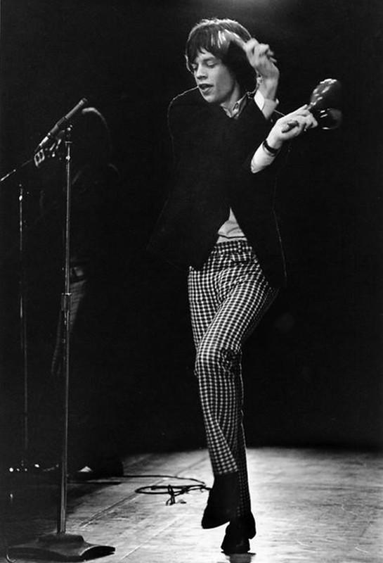 597 Мик Джаггер на сцене, 1965 год.jpg