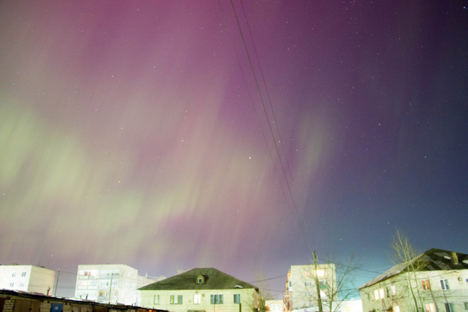 Город Оса, Пермский край, 17 марта 2015 года. © Вячеслав Калин.jpg