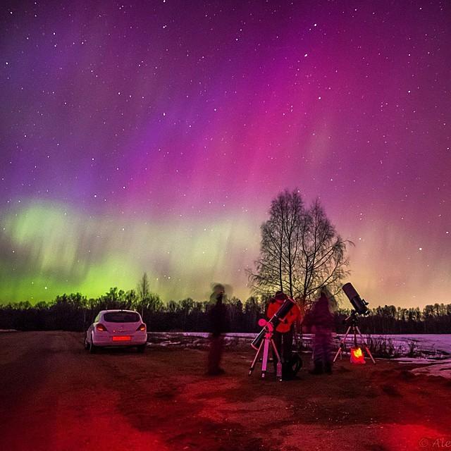Московская область, 17–18 марта 2015 года. ©  Александр Заботин.jpg