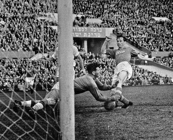 Soviet Soccer