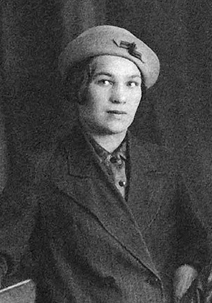 Мать Бориса Ельцина — Клавдия Васильевна Старыгина.jpg