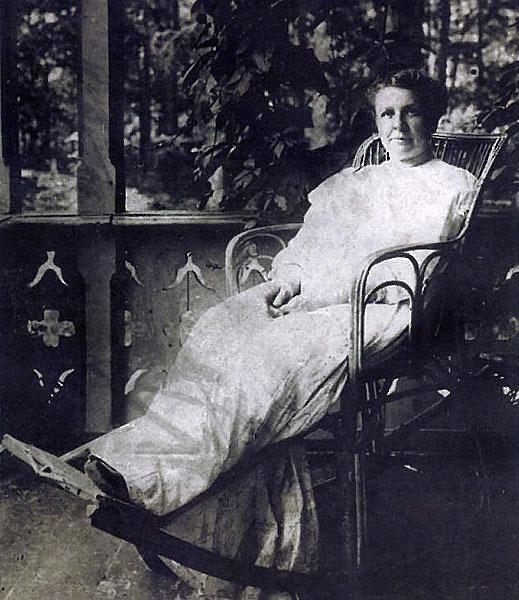 Мать Михаила Булгакова - Варвара Михайловна, урожденная Покровская.jpg