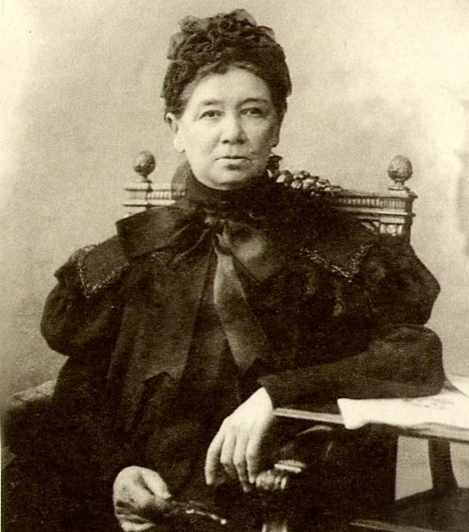 Мать Антона Чехова - Евгения Яковлевна Чехова, урожденная Морозова.jpg