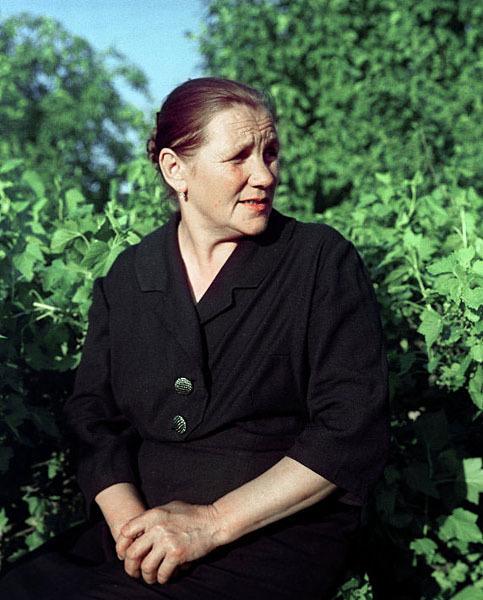 Мать Юрия Гагарина - Анна Тимофеевна Матвеева.jpg