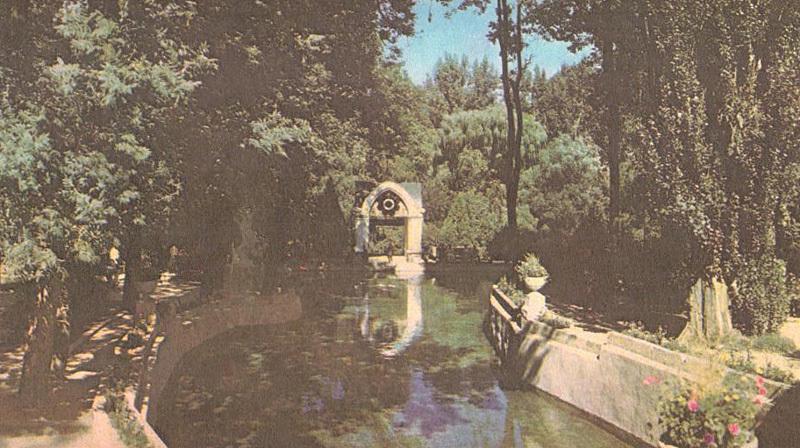 008 1960-е Зеркальный пруд.jpg