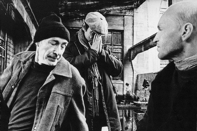 Николай Гринько, Андрей Тарковский и Александр Кайдановский на съёмках фильма «Сталкер».jpg