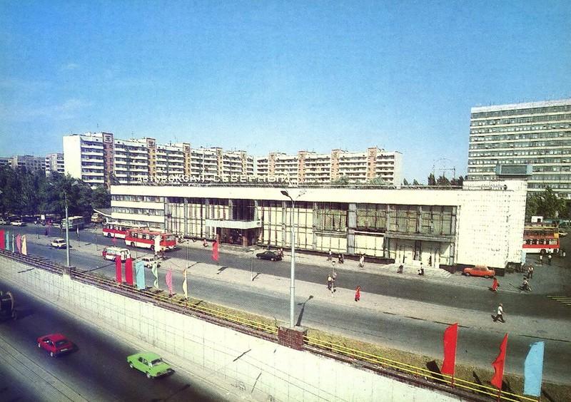 Автовокзал Северный, 1989г. Фото В.Хмары.jpg