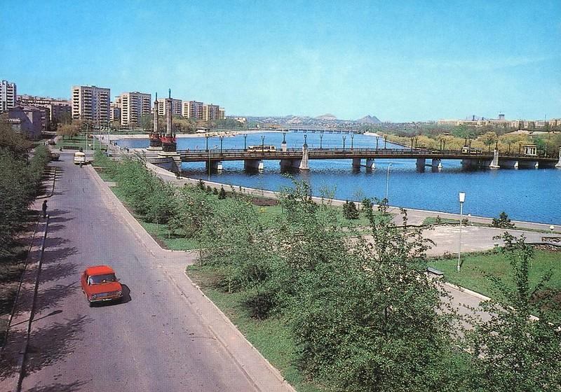 Набережная р. Кальмиус. 1987 г. Фото А. Захарченко.jpg