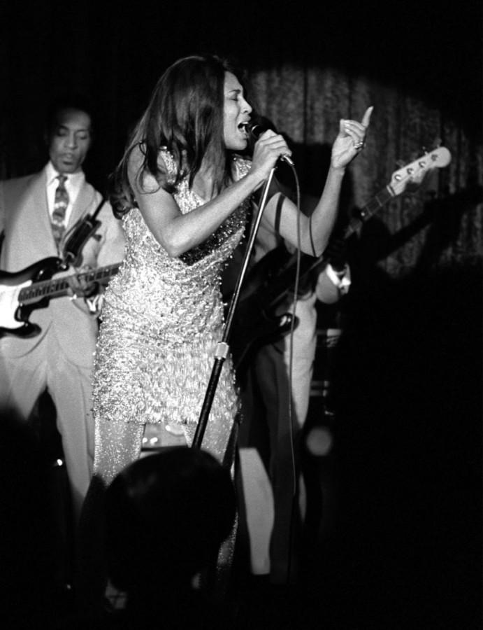 415 Тина Тернер - фото Барри Wolman - 1967