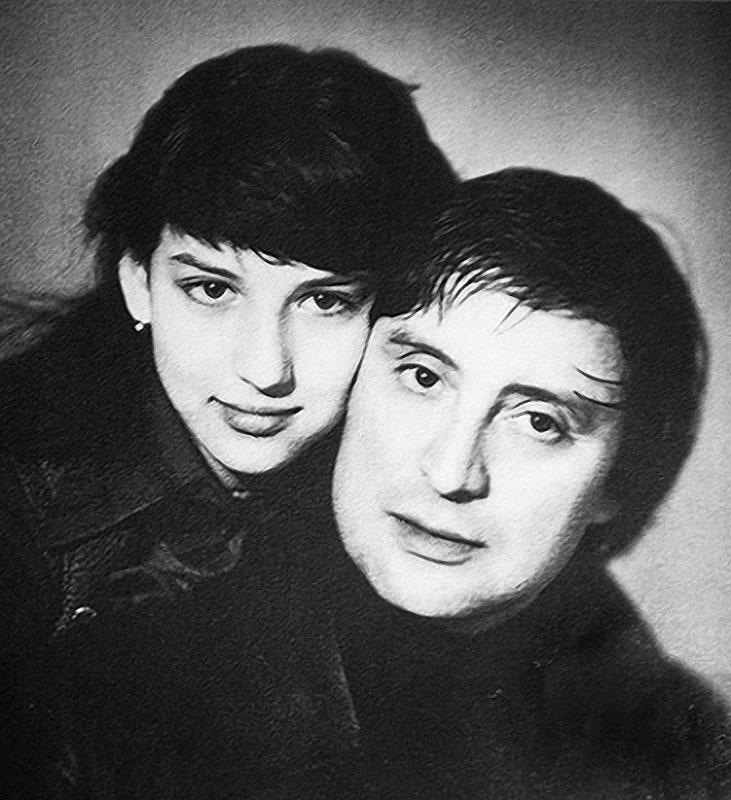 1188 Вениамин Смехов с дочерью.jpg