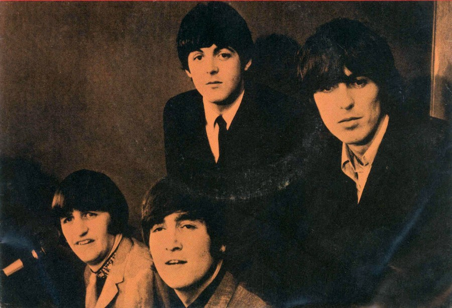428 The Beatles - 1966
