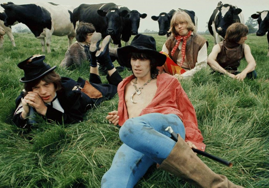 430 The Rolling Stones, 1968