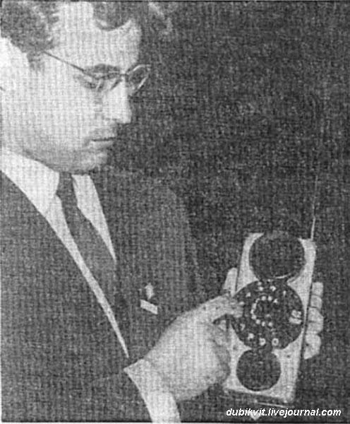 Христо бачваров с опытным мобильным