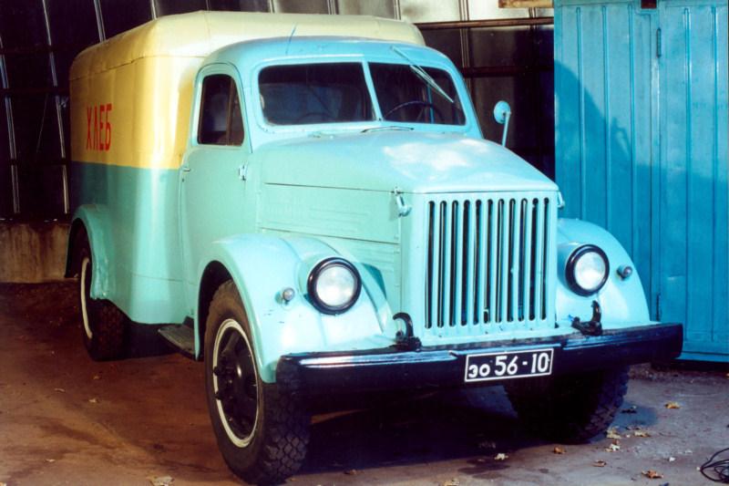 Грузовой автомобиль-фургон ГАЗ-51 (1948), СССР.jpg