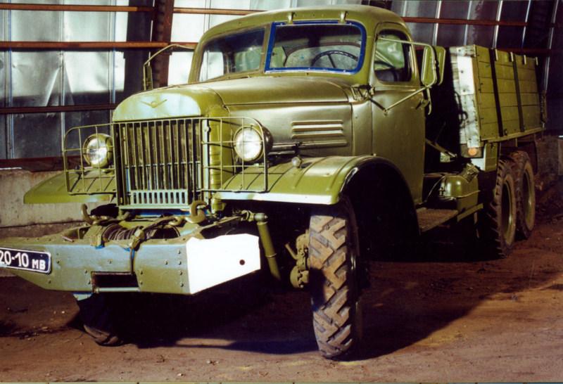 Грузовой автомобиль ЗИС-151А (1950), СССР.jpg