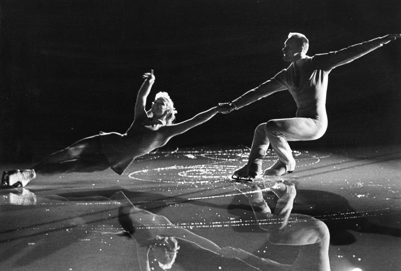 3 Сергей Лидов «Л. Белоусова и О. Протопопов». 1965 год.jpg