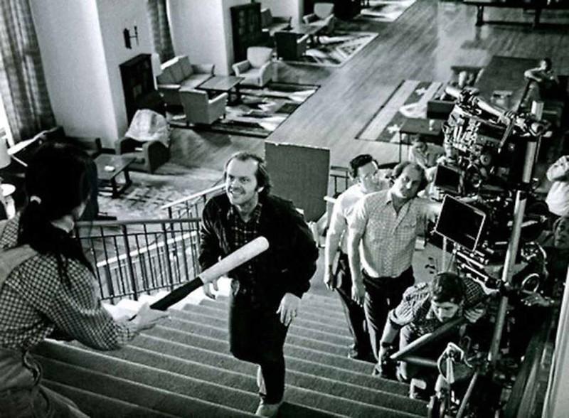 Джек Николсон на съемках фильма «Сияние».jpg