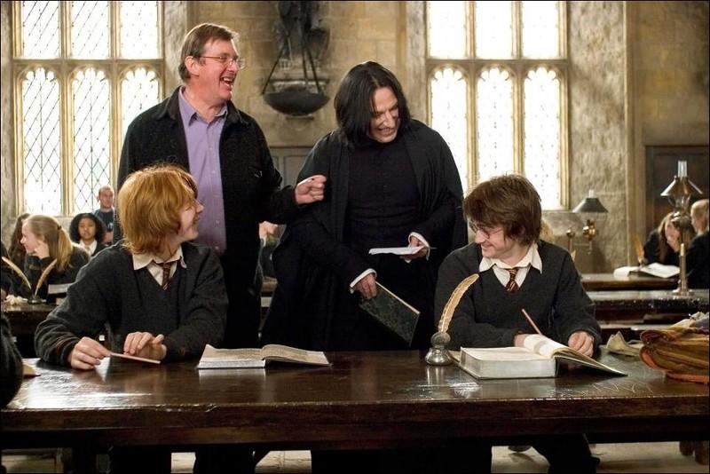 На съёмках фильма «Гарри Поттер и Кубок огня».jpg