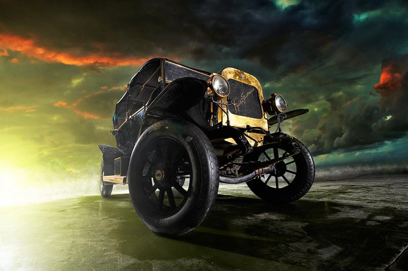 Легковой автомобиль Руссо-Балт (1905), Россия.jpg