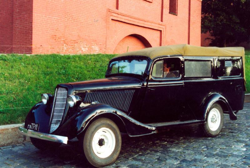 Пикап ГАЗ-415 (1940), СССР.jpg
