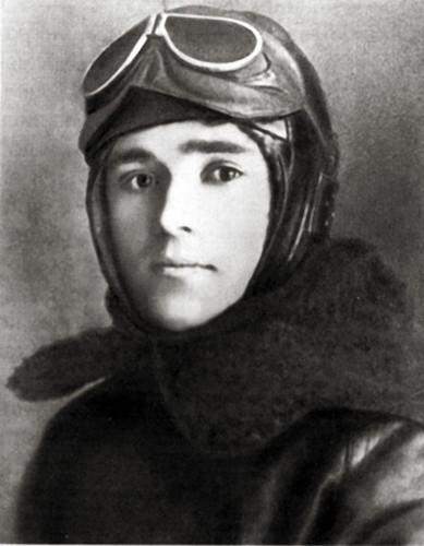 10 Сергей Королев в летной форме. Москва. 1929 г.jpg