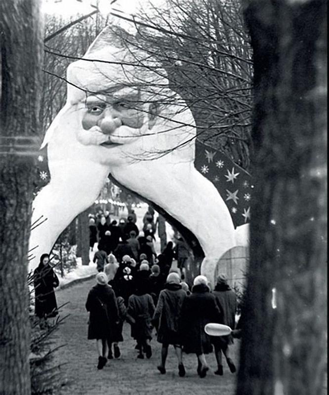 Ворота на ёлку в Кремль, 1961 г.jpg