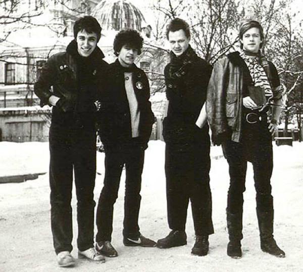005 Аквариум времен Детей Декабря, 1985