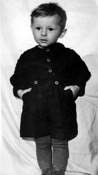 005 Майк Науменко в детстве