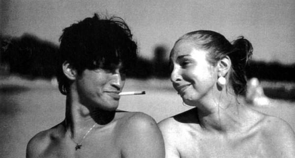 006 Виктор и Марьяна Цой, лето, 1983 год