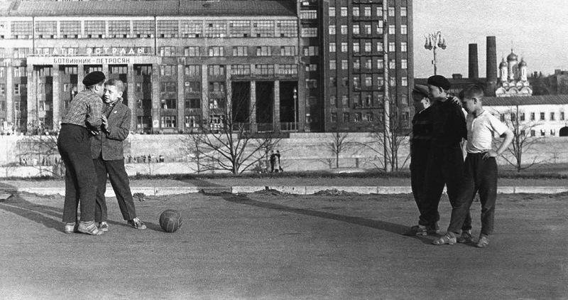 Юные футболисты, 1960.jpg