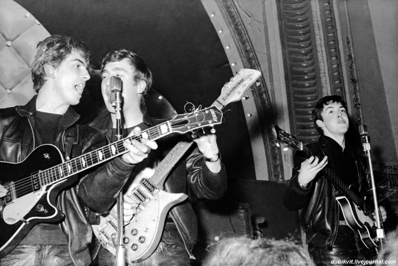 04 The Beatles - в Пещере.jpg