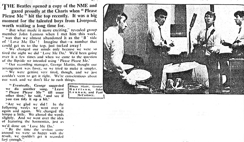 08 The Beatles - NME Article March 8th 1963.jpg
