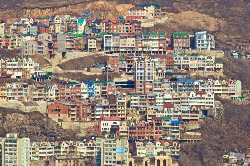 Владивосток как Рио. Жилой район.jpg