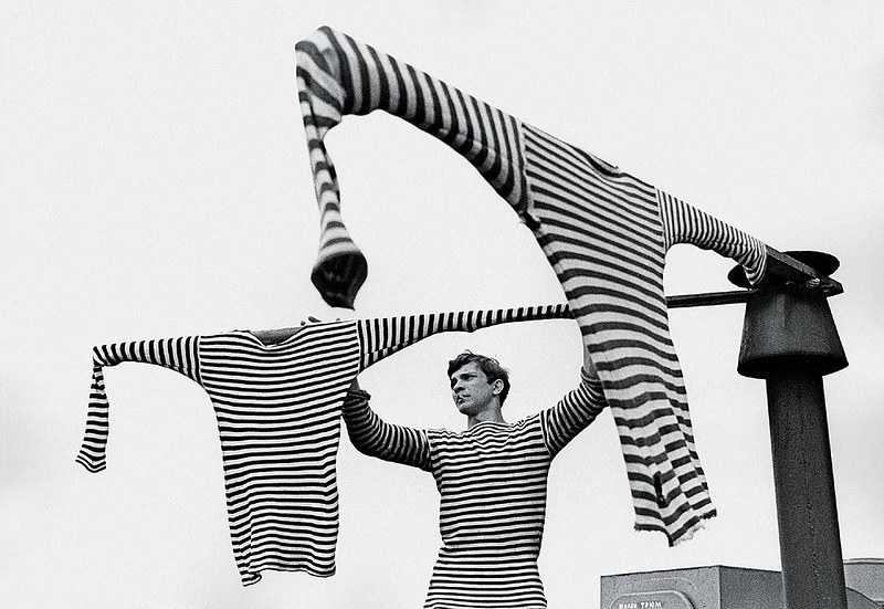 Сергей Петрухин «Три тельняшки», 1968.jpg