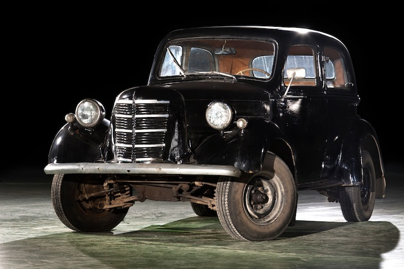 Легковой автомобиль Hanomag (1936), Германия.jpg