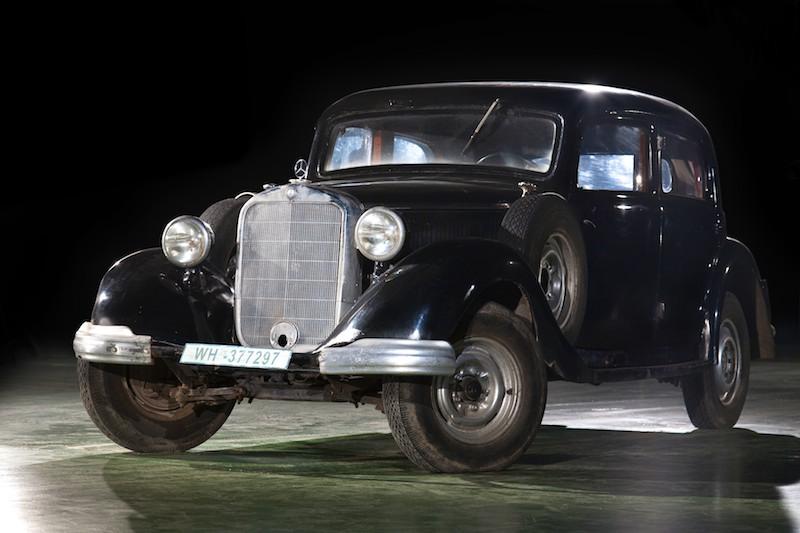 Легковой автомобиль Mercedes-Benz 170V (1936-1953), Германия.jpg