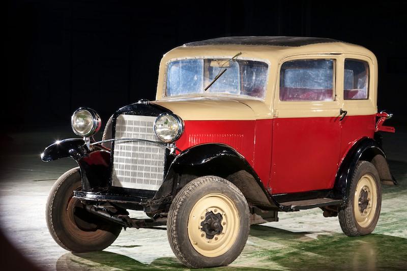 Легковой автомобиль Opel P4 (1935-1937), Германия.jpg