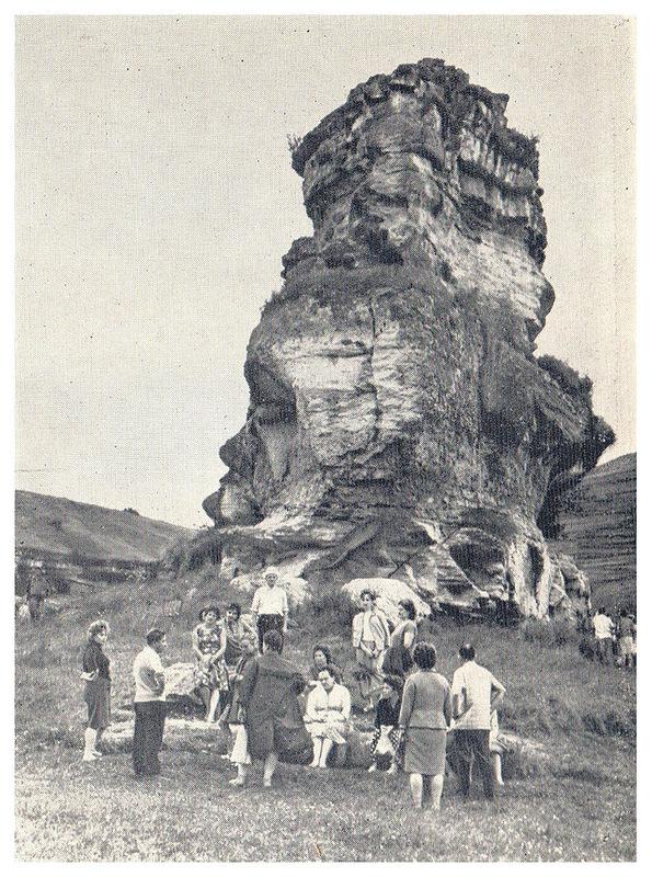 60-е. Лермонтовская скала.jpg