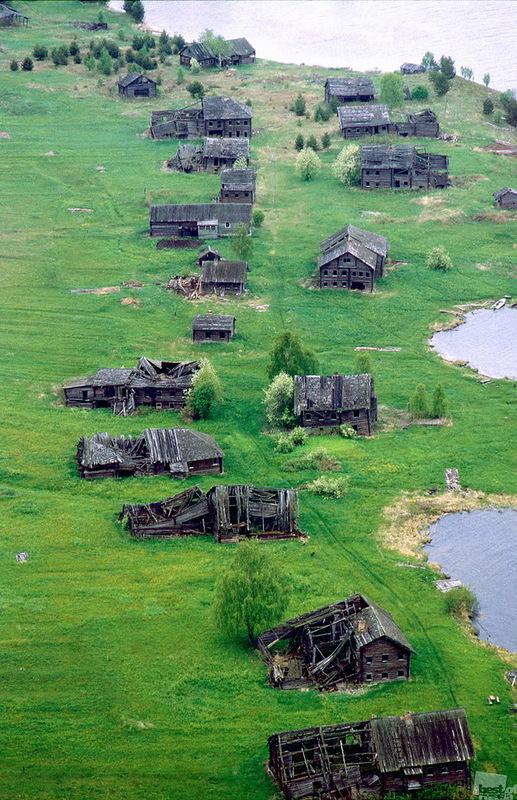 Деревня,которой нет. Автор Владимир Ларионов.jpg