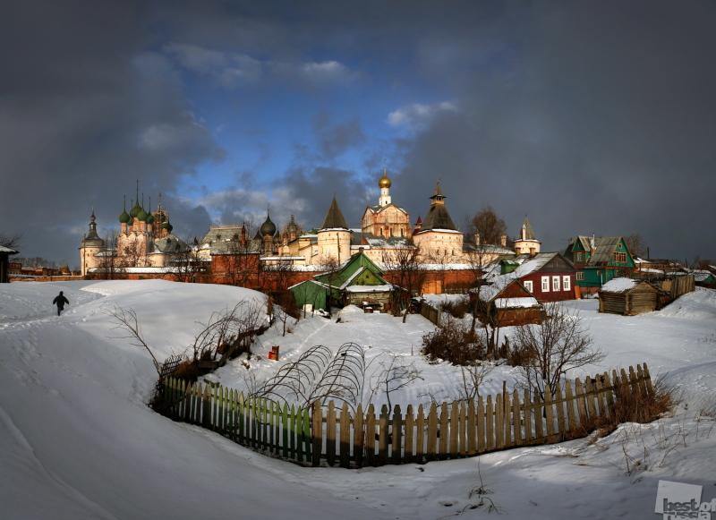 Огородами... Автор  Георгий Шпикалов.jpg