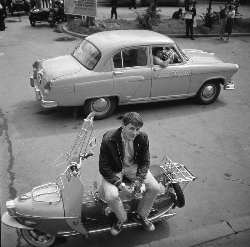 Андрей Князев Валентин Смирницкий, 1960.jpg